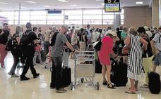 El aeropuerto de San Javier registra más de 45.000 pasajeros en enero