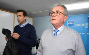 José Miguel Manzanares Peñaranda toma el relevo de Jesús Molina como alcalde de Abarán