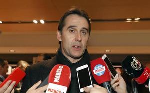 El seleccionador Julen Lopetegui hablará del mundo del fútbol en el Foro Nueva Murcia