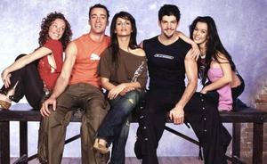 Los actores de UPA Dance que ahora se han hecho novios