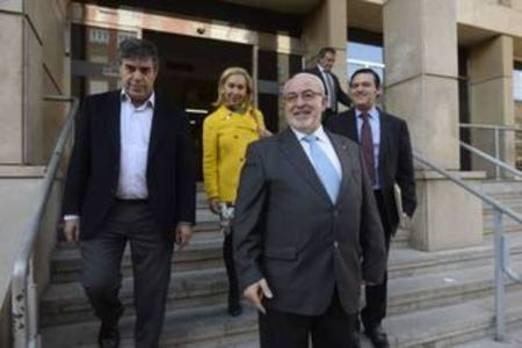 Lajara gana en los tribunales a la Consejería por su suspensión de empleo y sueldo durante dos años