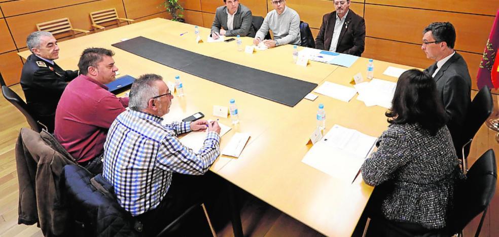 El Pleno debatirá sobre la equiparación salarial entre las Fuerzas de Seguridad