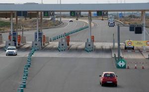 El PP propone rescatar la autopista Cartagena-Vera
