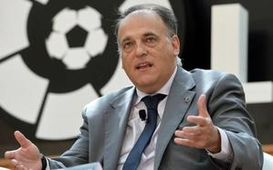 Aprobado el aumento de sueldo de Tebas a 1,2 millones de euros