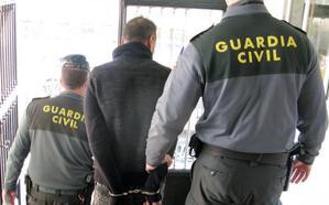 Arrestados por asaltar a tres peatones en una semana en Mazarrón