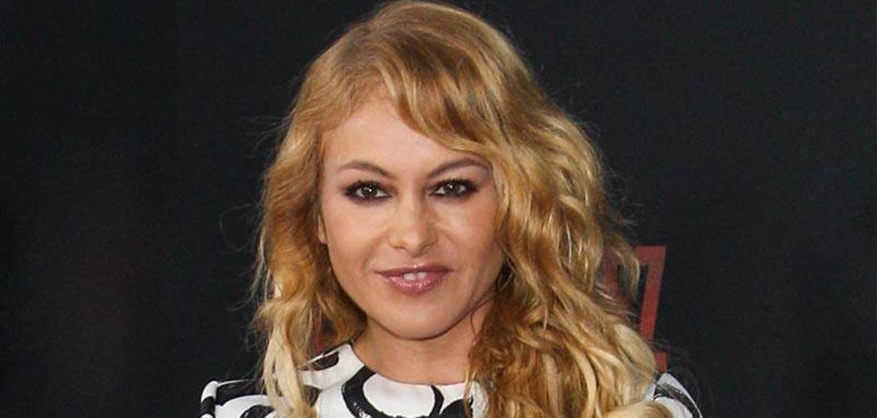 El inesperado cambio de look de Paulina Rubio