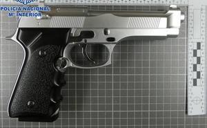 Detenido por tres robos con violencia e intimidación con un arma simulada en Lorca