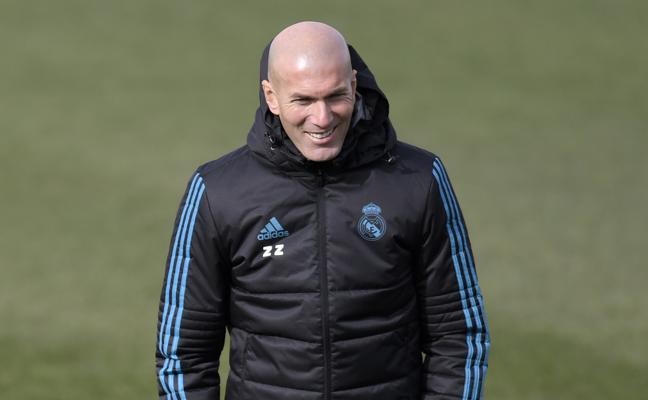 Zidane: «No es una final para mí»