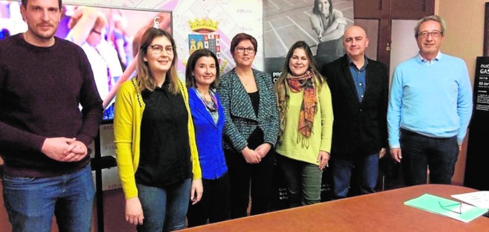 Nuevo grupo de ejercicio terapéutico 'Activa' en Jumilla