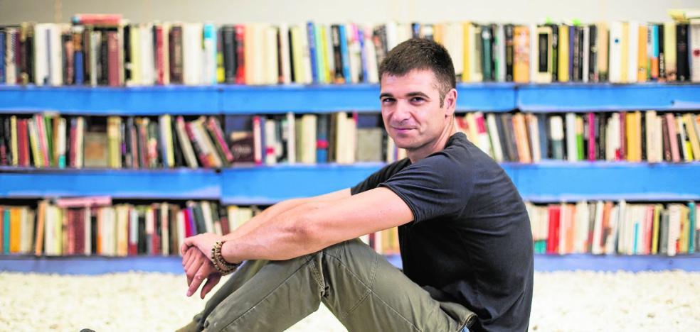Eloy Moreno: «Vemos violencia a todas horas, pero no decimos 'te quiero'»