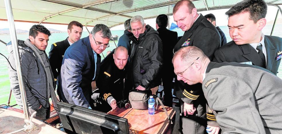 El robot 'Pluto' convence a la OTAN