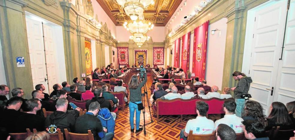El Ayuntamiento limitará la duración de sus plenos para ser «productivo»