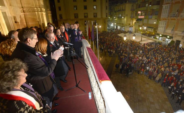 La Llamada congrega a 800 personas en Cartagena