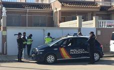 Tres detenidos, uno de ellos menor de edad, en una redada antidroga en Los Narejos