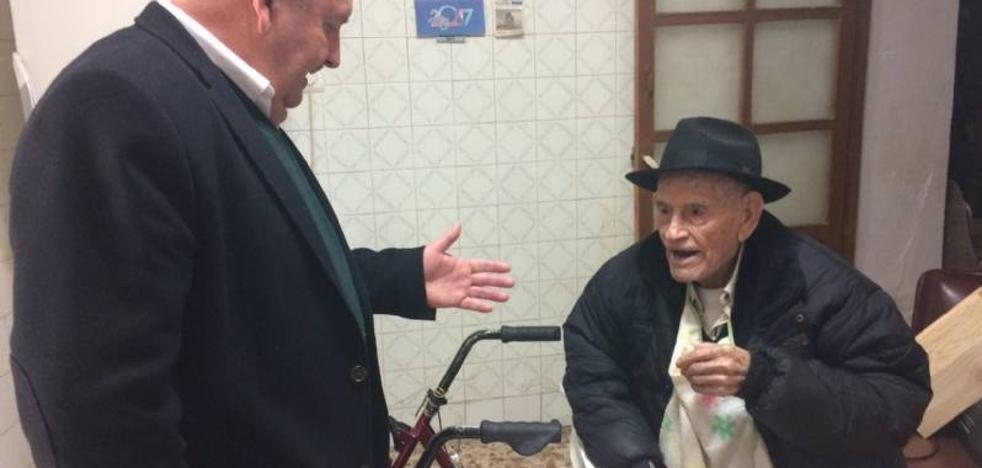 El Tío Juan Rita, 106 años para un «legado vivo de las tradiciones de la Región»