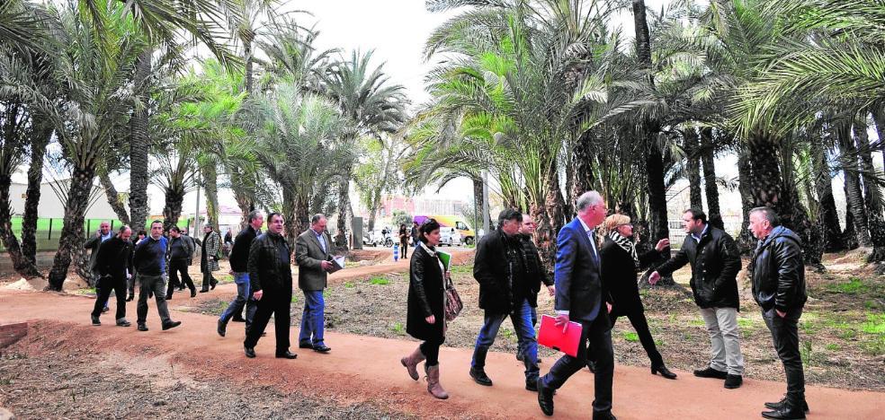 La Semana de la Huerta mostrará lugares históricos en rehabilitación