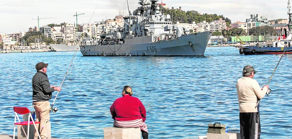 La OTAN moviliza fragatas contra el terrorismo