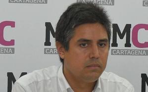 Castejón pide al presidente de MC que rechace el finiquito que ella le firmó como asesor