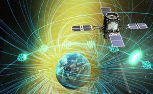 Detectan por primera vez el origen de las auroras pulsantes