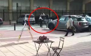 Nueva pelea a plena luz del día en Murcia con gorrillas implicados