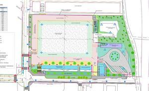 La primera fase del recinto ferial municipal recibirá una inversión de 1,2 millones