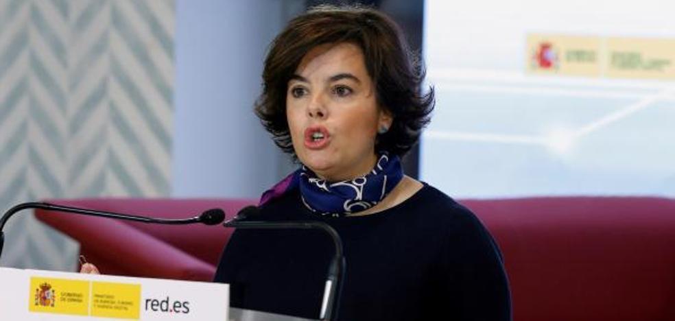 El Gobierno apela a la responsabilidad de Ciudadanos para que avance la legislatura