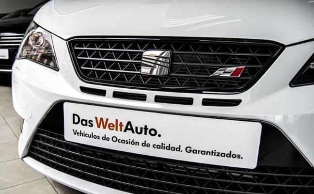 Descuentos y garantía adicional en toda la gama Seat Das WeltAuto