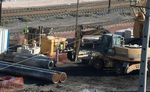 Ahora Murcia solicita visitar las obras del soterramiento del AVE «para comprobar su avance»