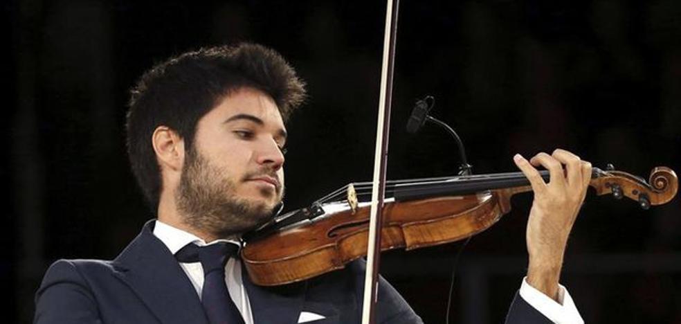 El violín de Paco Montalvo