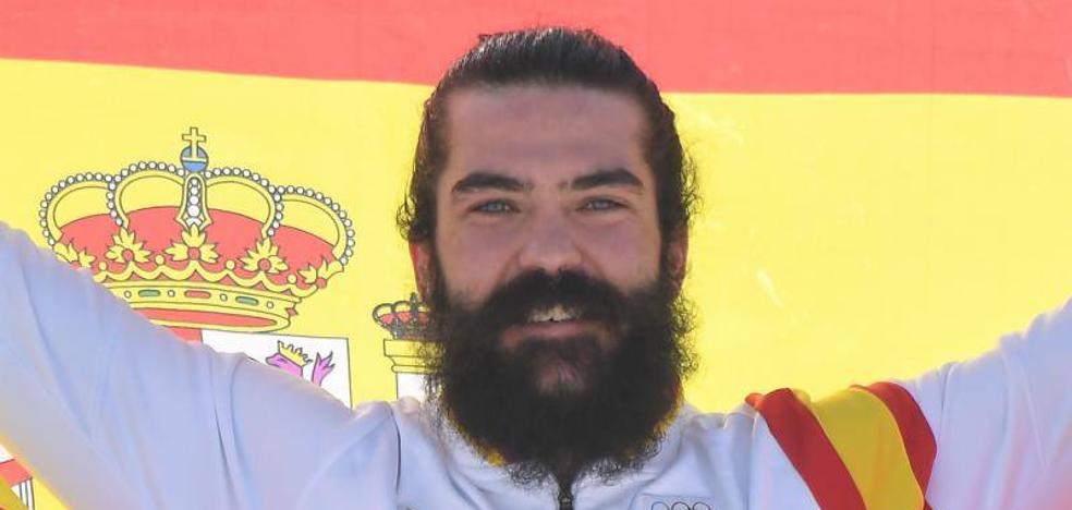 Regino Hernández: «He soñado toda mi vida con esto»