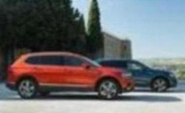 Febrero, mes del Suv en Huertas Motor Volkswagen
