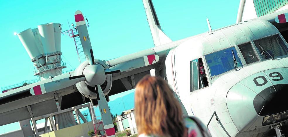 Defensa estudia instalar un túnel de viento de cuarta generación en la Base Aérea