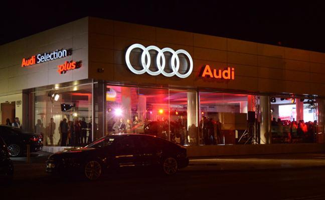 El futuro llega a Audi Huertas Motor Cartagena