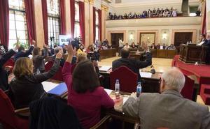Cambiemos Murcia presenta sus propuestas de gobierno si prospera la moción censura