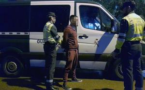 Huye de un control de alcoholemia en El Algar cuando conducía drogado y sin puntos