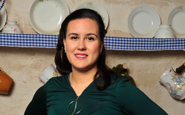 María Dolores Sánchez: «El espíritu del auténtico huertano es fuerte y solidario»