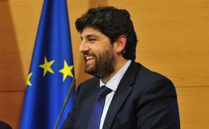 López Miras considera «una obligación urgente» actuar contra el cambio climático