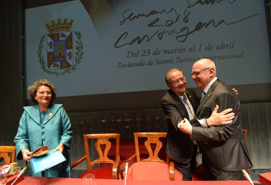 El pregonero reivindica un museo de Semana Santa «moderno» y «sin cuotas de cofradías»
