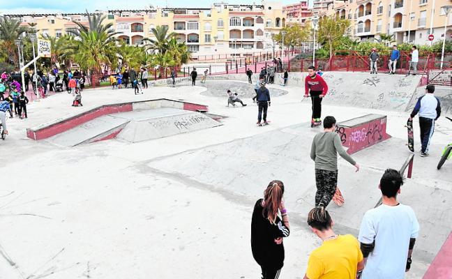 La juez obliga al Consistorio a demoler un 'skatepark' que costó más de 60.000 euros