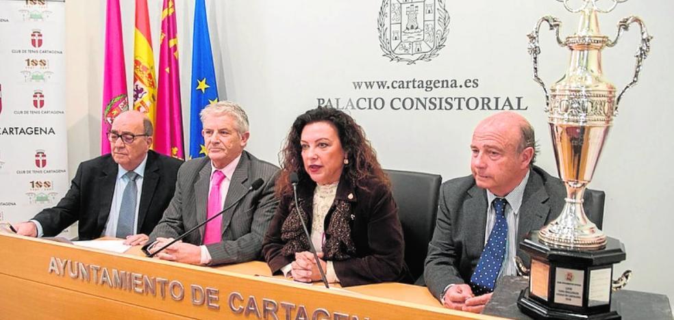 El Ciudad de Cartagena y la Copa Challenge traen la emoción del tenis
