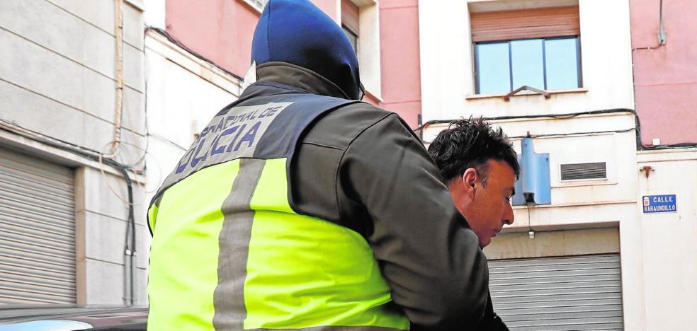 La Audiencia confirma la prisión de Quique Pina por riesgo de que presione a testigos
