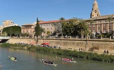 Directo: La Regata Ciudad de Murcia trae la emoción al río Segura