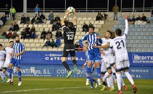 Empate insuficiente para el Lorca CF