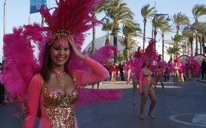 Música, bailes y cabaret en el carnaval ribereño
