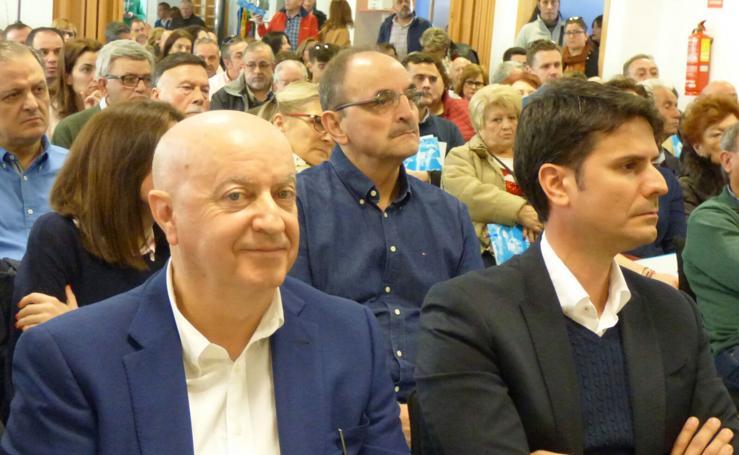 Congreso extraordinario del PP en Molina de Segura