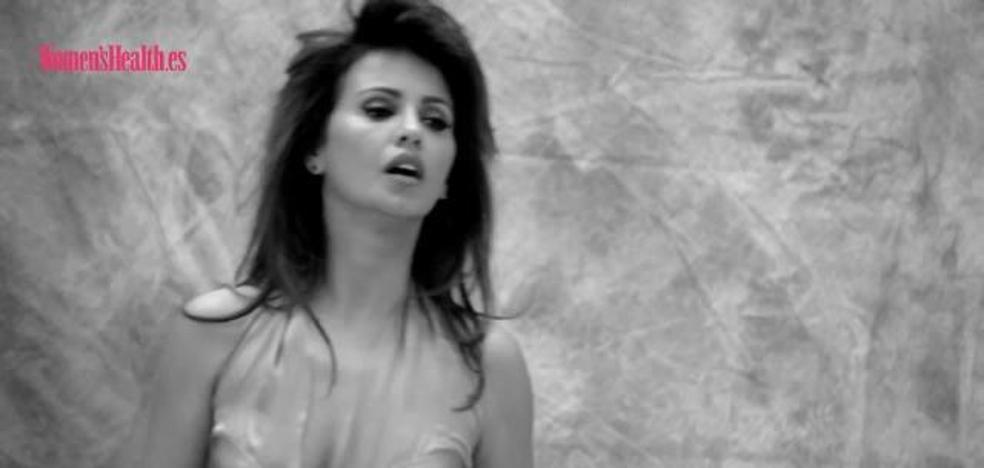 El sensual posado de Mónica Cruz para 'Women's Health'