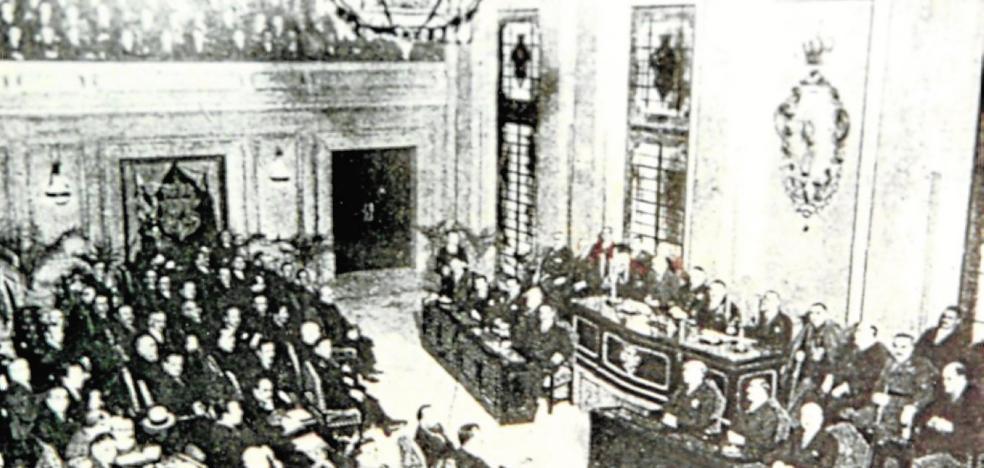 Primo de Rivera, alcalde vitalicio de los murcianos