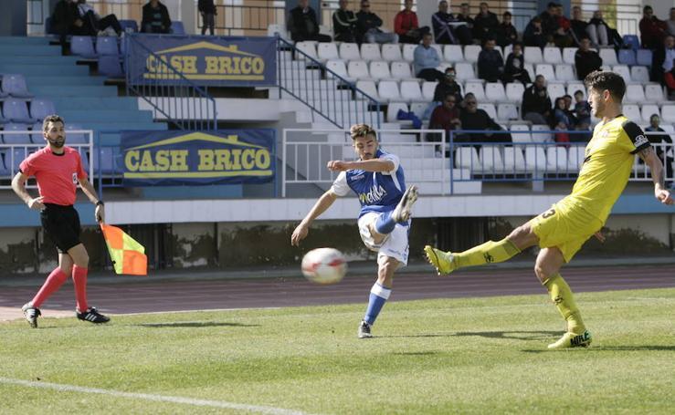 Victoria del Lorca Deportiva frente al Melilla (1-2)