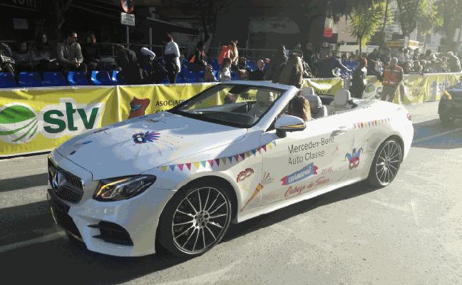 Auto Classe abre el Carnaval de Cabezo de Torres