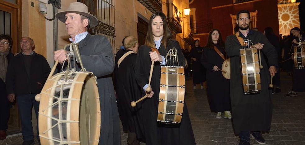 Las tamboradas de Mula, Moratalla y Jumilla, candidatas a Patrimonio Inmaterial de la Humanidad